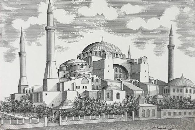 3. Ayasofya Camii (Fatih)