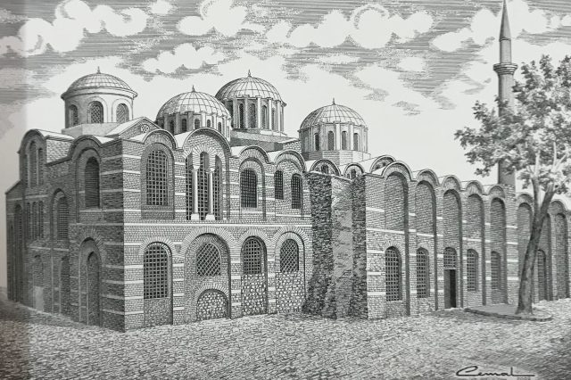 4. Zeyrek Kilise Camii (Fatih)